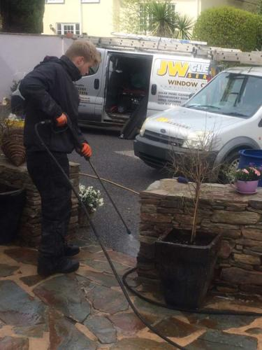 Patio Cleaning Services Newton Abbot