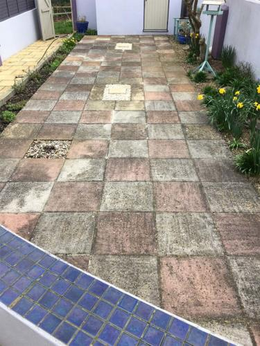 Garden Patio Cleaning Service