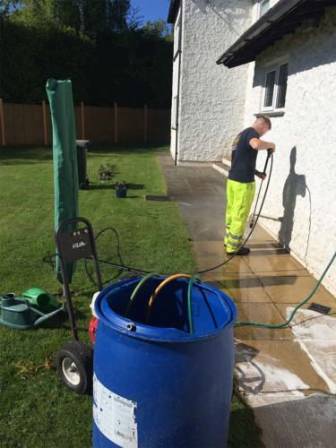 Paving Cleaning Services