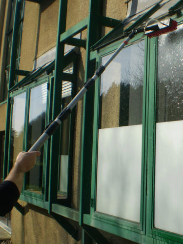 Reach Pole Window Cleaning Service