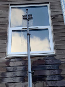 Reachpole window cleaning service
