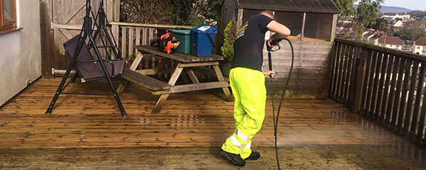 Pressure Washing Newton Abbot